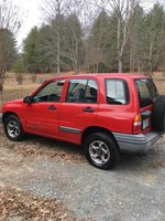 Picture of 1999 Chevrolet Tracker 4 Dr STD 4WD SUV, exterior