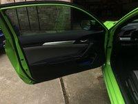 Picture of 2016 Honda Civic Coupe LX-P, interior