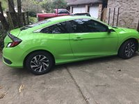 Picture of 2016 Honda Civic Coupe LX-P, exterior