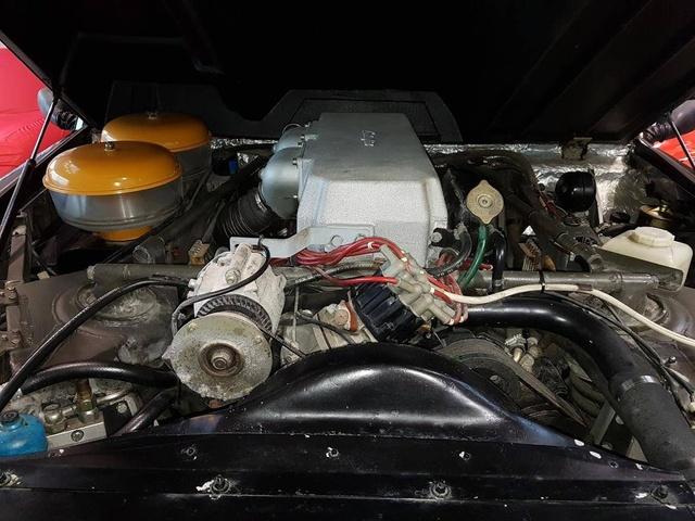 1987 Lamborghini Lm002 Interior Pictures Cargurus