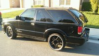 Picture of 2003 Chevrolet Blazer Xtreme 2-Door RWD, exterior, gallery_worthy