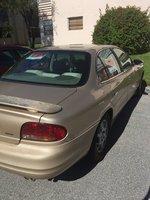 Picture of 2000 Oldsmobile Intrigue 4 Dr GLS Sedan, exterior