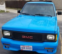 Picture of 1992 GMC Sonoma 2 Dr SLE Standard Cab SB, exterior, gallery_worthy