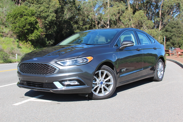 Picture of 2017 Ford Fusion Energi, exterior, manufacturer