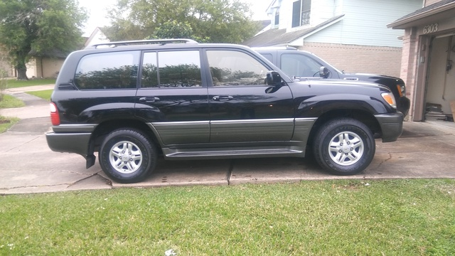Picture of 2000 Lexus LX 470 Base, exterior