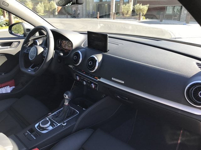 Picture Of 2017 Audi S3 2.0T Quattro Premium Plus AWD, Interior,  Gallery_worthy