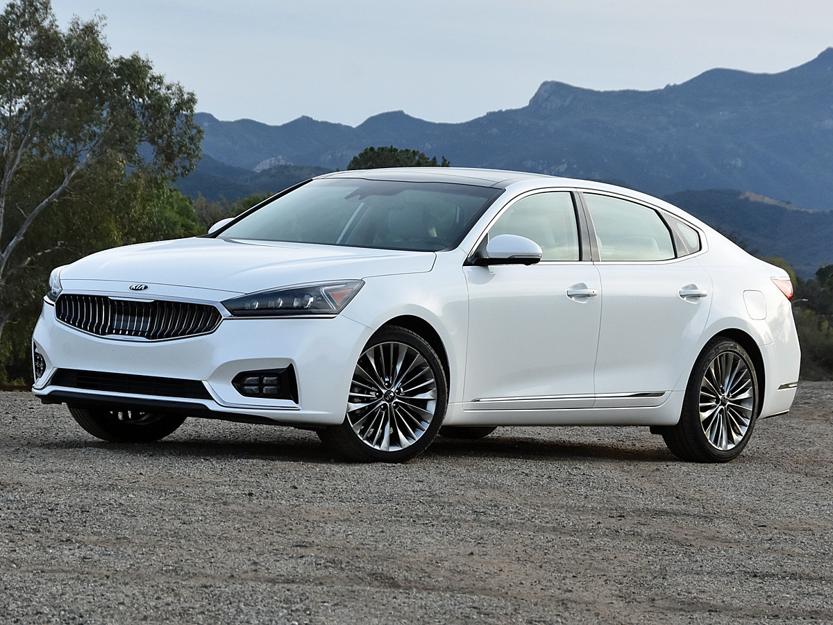 view rating cars motor trend and reviews cadenza interior kia front