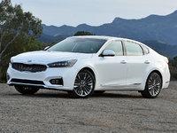 2017 Kia Cadenza Overview