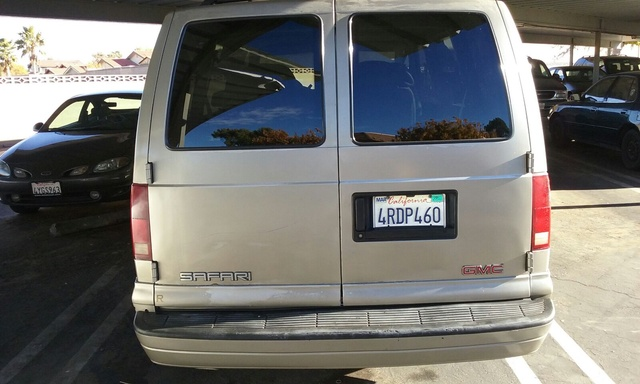 Picture of 2001 GMC Safari 3 Dr SLE Passenger Van Extended