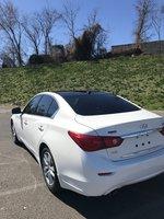 Picture of 2015 INFINITI Q50 Premium AWD, exterior