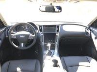 Picture of 2015 INFINITI Q50 Premium AWD, interior