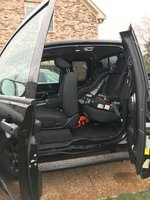 Picture of 2015 Nissan Titan SV King Cab, interior