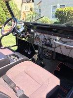 Picture of 1979 Jeep CJ5, interior