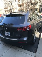 Picture of 2015 Mazda CX-9 Touring, exterior
