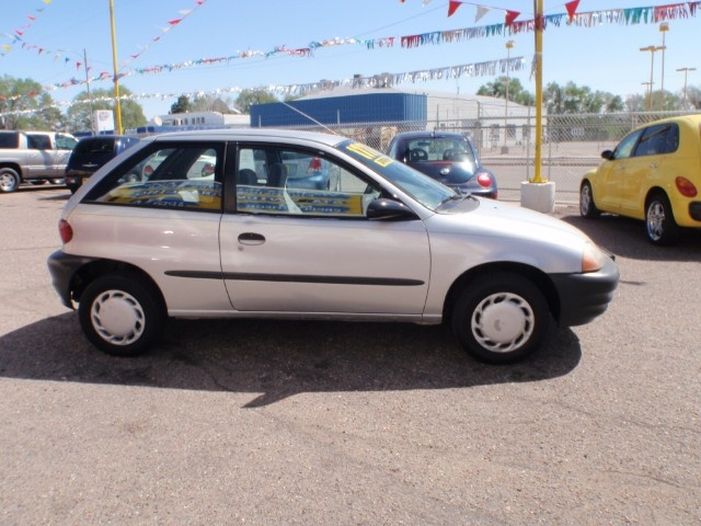 Picture of 2001 Suzuki Swift 2 Dr GA Hatchback, exterior, gallery_worthy