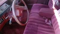 Picture of 1991 Oldsmobile Cutlass Ciera 4 Dr S Sedan, interior