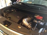Picture of 2014 Ford Explorer XLT 4WD, engine