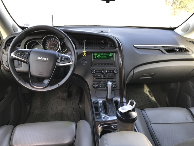Picture of 2011 Saab 9-4X 3.0i, interior