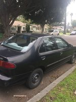 Picture of 1996 Nissan Sentra XE, exterior