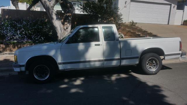 Picture of 1992 GMC Sonoma 2 Dr SLE Extended Cab SB