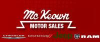 McKeown Motor Sales logo