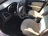 Picture of 2014 Chrysler 200 LX, interior