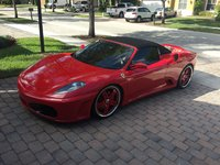 2005 Ferrari F430 Spider Picture Gallery