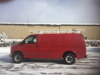 Picture of 2000 Chevrolet Express Cargo 3 Dr G3500 Cargo Van, exterior, gallery_worthy