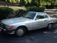 1987 Mercedes-Benz SL-Class Picture Gallery
