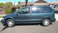 Picture of 1995 Nissan Quest 3 Dr GXE Passenger Van, exterior, gallery_worthy