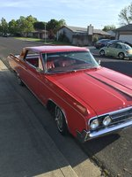 1964 Oldsmobile Starfire Overview