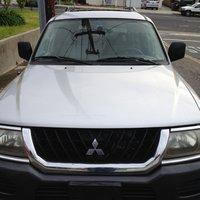 Picture of 2003 Mitsubishi Montero Sport Limited, exterior