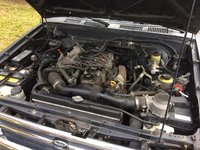Picture of 1992 Toyota Pickup 2 Dr Deluxe Extended Cab SB, engine