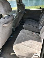 Picture of 2003 Mazda MPV LX, interior