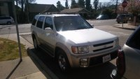 Picture of 1999 INFINITI QX4 4 Dr STD 4WD SUV, exterior