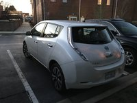 Picture of 2015 Nissan Leaf SV, exterior