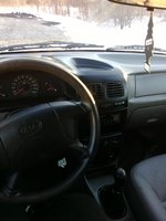 Picture of 2001 Kia Rio Base, interior