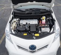 Picture of 2012 Toyota Prius Two, engine