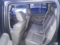 Picture of 2006 Jeep Commander Limited, interior
