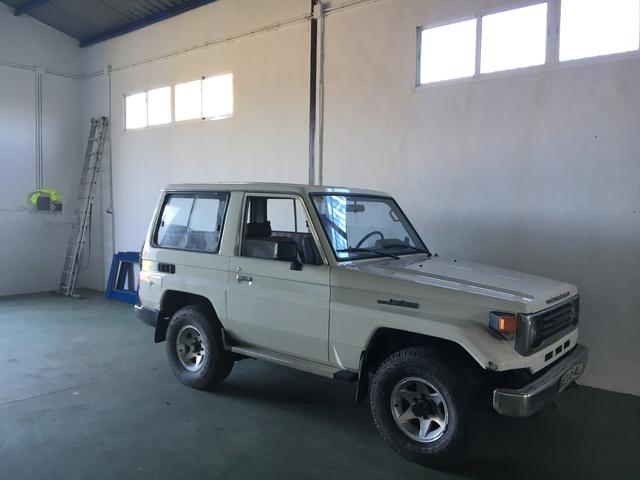 Picture of 1991 Toyota Land Cruiser 4WD, exterior, gallery_worthy