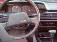 Picture of 1987 Toyota Camry DX, interior