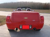 2004 Chevrolet SSR Picture Gallery