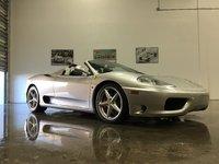 Picture of 2002 Ferrari 360 Spider Spider Convertible, exterior