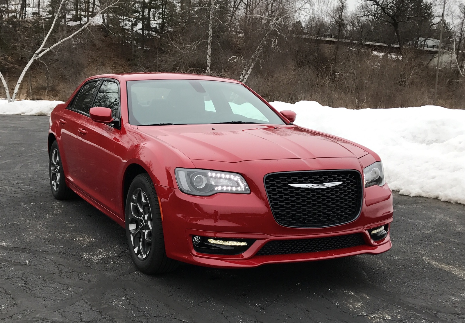 2017 Chrysler 300S Front
