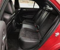 2017 Chrysler 300 S AWD, 2017 Chrysler 300s Rear Seats, interior