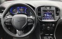2017 Chrysler 300S Dashboard, interior