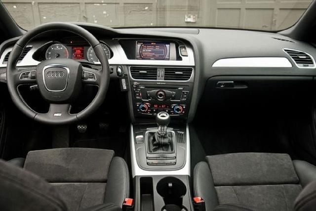 Amazing Picture Of 2010 Audi S4 3.0T Quattro Prestige Sedan AWD, Interior,  Gallery_worthy