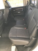 Picture of 2014 Ram 1500 Laramie Crew Cab 4WD, interior