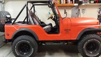 1974 Jeep CJ5 Overview