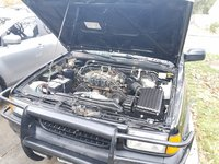 Picture of 1994 Isuzu Rodeo 4 Dr LS 4WD SUV, engine